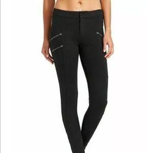 Athleta Black Moto Pant New size 6
